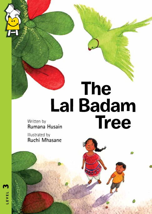 Lal Badam -Award winning book published by Pratham Books India